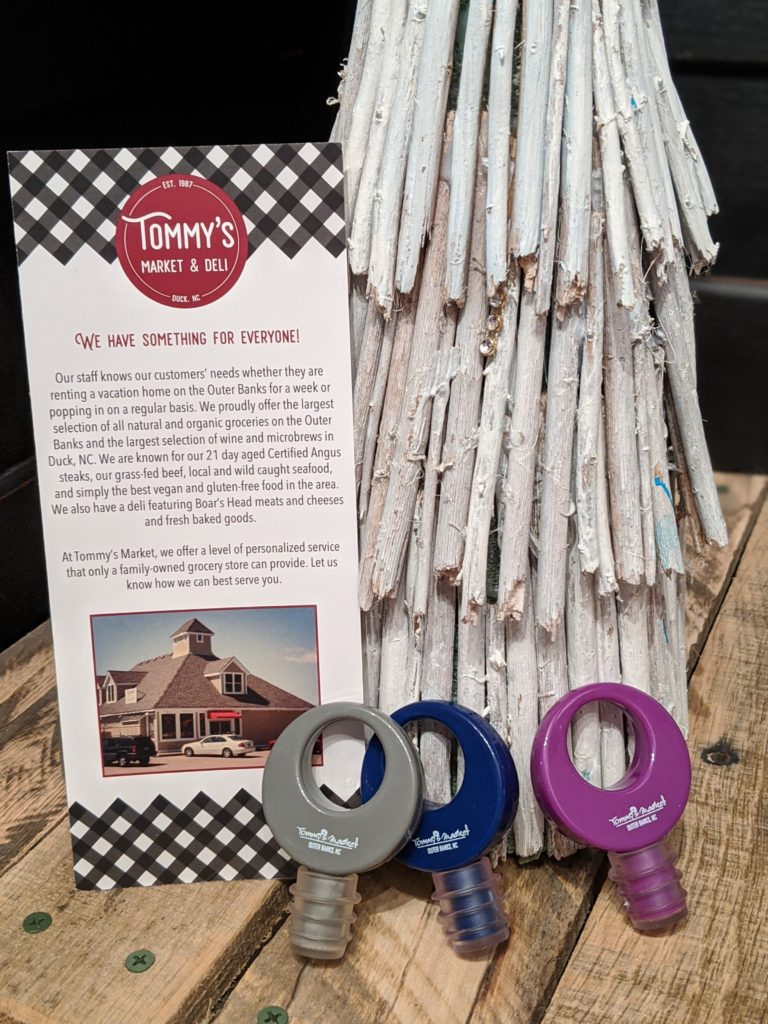 Tommy's Market - Wine Stoppers